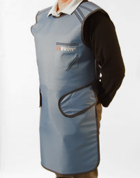 Single sided apron .35mm Pb. Code: AC1065