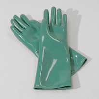 Protective gloves per pair .50mm Pb. Code: AC1068