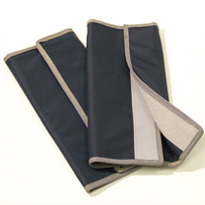 Protective sleeves per pair 0.50mm Pb. Code: AC1070