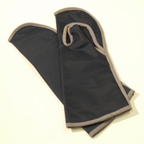 Pair protective mittens 0.50mm Pb. Code: AC1072